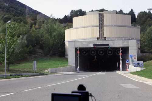 Tunnel Puymorens W